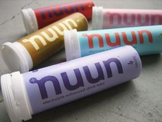 Nuun!! Awesome Electrolyte Replenisher!! Give your water an extra something while you run! Check out this, and other Nutritionals on our Favorite Things Board!!!