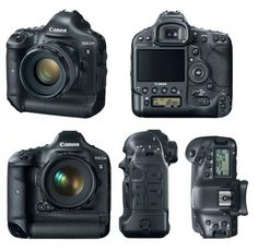 Canon EOS 1Dx- Yeah, i know it's like $7,000. But, it would be awesome to have.