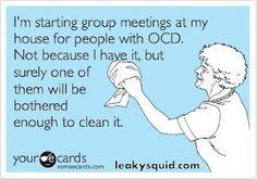 OCD LOL