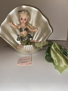 Madame Alexander Dolls, 6 Mo, The Little Mermaid, Ebay, Collection, Little Mermaids, 6 Months