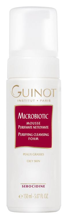 Guinot Microbiotic Mousse | 5 Best Facial Cleansers For Perfect Skin This Winter | Beauty RSVP##