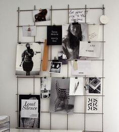 Steel Mesh Mood Board | Wonderful Bambinos