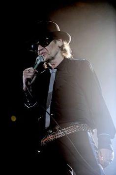Udo Lindenberg live in Oberhausen