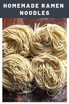Homemade Ramen Noodle Recipe Preparing good ramen noodles at home is a .- Homemade Ramen Noodle Recipe Preparing good ramen noodles at home is a … – EATING – # Ramen Noodle Recipes Homemade, Ramen Recipes, Asian Recipes, Cooking Recipes, Indonesian Recipes, Orange Recipes, Fast Recipes, Juice Recipes, How To Make Ramen