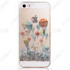 Kuumailmapallo Suojakuori iPhone 5S