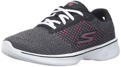 Skechers Performance Women's Go Walk 4 Exceed Lace-Up Sneaker *** Find out more about the great product at the image link.
