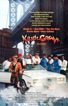 Krush Groove Movie Poster