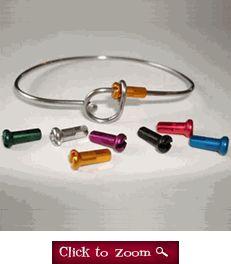 Spokemon Bicycle Spoke Bracelet - Flower Pedal - Bicycle Jewelry - Bike Bracelet