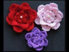 Resultado de imagen para diademas tejidas a crochet