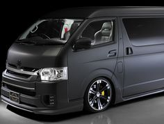 TOYOTA HIACE WIDE / H200series type4