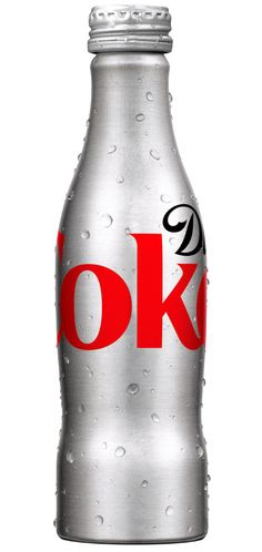 Diet Coke limited edition re design  Designed by San Francisco-based design firm Turner Duckworth.