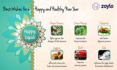 Happy and Healthy New Year Ugadi
