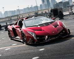 Wow! #Lamborghini Unveils Veneno Roadster on Aircraft Carrier to People who Can Actually Afford It. Hit the pic to find out more...