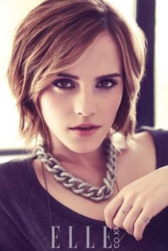 Bob Haircuts for 2014: Stylish Layered Short Bob Hairstyle with Bangs