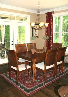 Dining Room from Plan 1216 - The Collier