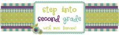 Step into 2nd Grade with Mrs. Lemons. Great site for grade 2 math games and ideas
