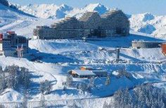 Résidence Aime 2000 - Chamois (La Plagne Aime 2000) Chamois, Stations De Ski, Resorts, Surfing, France, Marketing, Mountain, Snow, Tourism