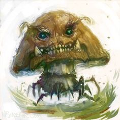 Nightmare Goomba