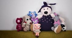 Part of our crochet family:)