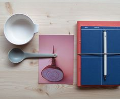5 ansichtkaarten pluk Grid, Archive, Blue, Owls, Objects