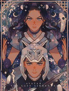 Avatar Aang, Avatar Airbender, Team Avatar, Avatar Fan Art, Avatar Legend Of Aang, Zuko, Water Bender, Character Art, Character Design