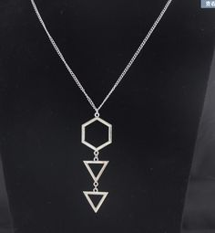 Fashion Simple geometry exquisite sexy necklace ,2 colors available