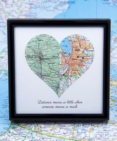 Distance makes the heart grow fonder, these gifts will make your love grow stronger.