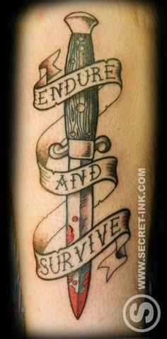 Résultats de recherche d'images pour «knife tattoo old fashion»