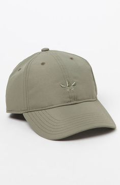 b03ccdd825e adidas Relaxed Modern Olive Strapback Dad Hat at PacSun.com