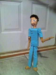 Dr. Steve - Marionette by Liz