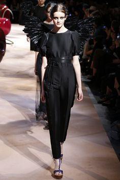 Undercover Spring/Summer 2015 ready-to-wear #PFW #Paris #FashionWeek