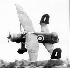 Westland P.12 Lysander STOL, 1939