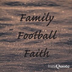 Family & Football & Faith these things are huge down south! We love our college football Saturdays spent with family & friends. Sunday we praise The Lord! Southern folks are simple & wonderful :) Be proud of who you are & where you grew up!!