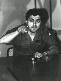 Bachir...eternal leader