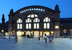 Bahnhöfe des Jahres - Train station of the year - Bremen, Germany