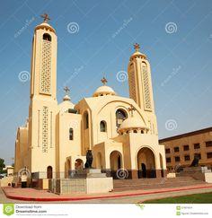 Church Architecture, Church Building, Middle East, Notre Dame, Taj Mahal, Oriental, Travel, Image, Design