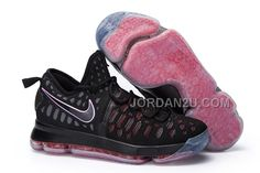 newest 8bd82 ac01a Buy Authentic Nike Kevin Durant KD 9 Black Red 2016 For Sale from Reliable  Authentic Nike Kevin Durant KD 9 Black Red 2016 For Sale suppliers.