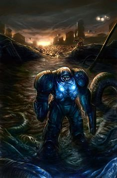 StarCraft: Speed Of Darkness by ~TheChaoticKnight on deviantART