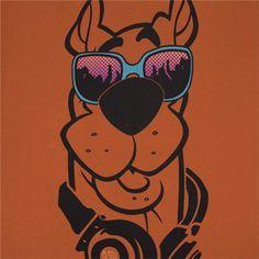 Camiseta SCOOBY DOO Urban Face R$58.65