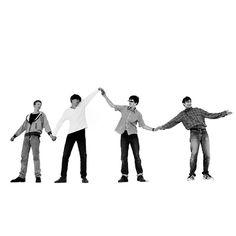 It's all a Blur! David Rowntree Alex James, Graham Coxon & Damon Albarn for British GQ, 1995 💇♂️ Justine Andrew 👕 Catherine Hayward Blur Band, James Graham, Graham Coxon, Damon Albarn, British People, Gq Magazine, Britpop, Him Band, Gorillaz