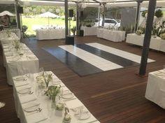 Outdoor Wedding - Bon Amis Durbanville