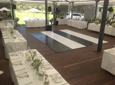 Outdoor Wedding - Bon Amis Durbanville
