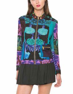 61E2LA4_4149 Desigual Lacroix Jacket Elqui Buy Online