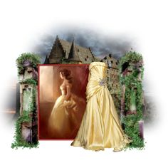 """Belle Formal"" on Polyvore - Beauty and the Beast"