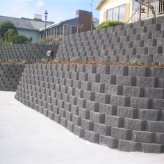 Most Beautiful Retaining Wall Ideas For Garden Landscape Low Retaining Wall Ideas 500x500 Retaining Wall Concrete Retaining Walls Retaining Wall Block