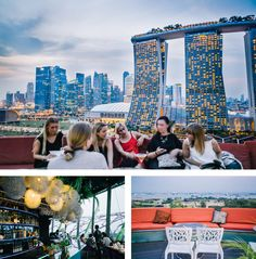 Bezoek Singapore - supertree