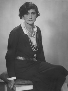 Rare Contact Prints from Man Ray's Archive, Coco Chanel, 1935 - LightBox