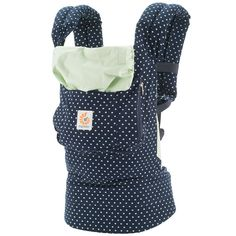 The award-winning Ergobaby Original Baby Carrier offers all-day comfort and multiple ergonomic carrying positions. Order your super soft carrier today. Diaper Bag, Baby Kids, Baby Boy, Baby Makes, Baby Registry, Baby Design, Baby Wearing, Baby Fever, Future Baby