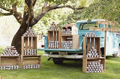 one heck of a jam favors display Jam Wedding Favors, Jam Favors, Wedding Gifts, Wedding Souvenir, Antique Trucks, Wedding Places, Wedding Stuff, Jaba, Special Guest