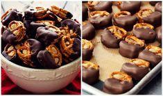 Η πιο νόστιμη συνταγή για πρέτσελ με φυστικοβούτυρο & σοκολάτα! | ediva.gr